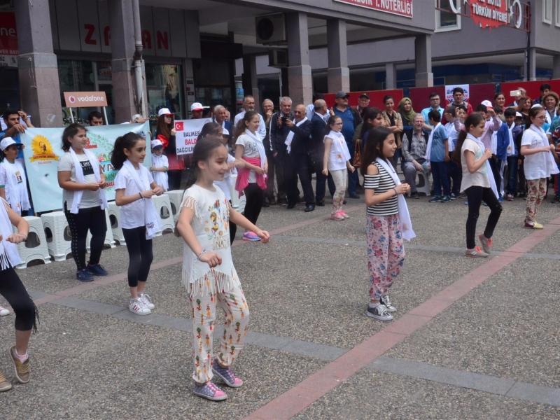 Karesi'de Dünya Çevre Günü kutlandı