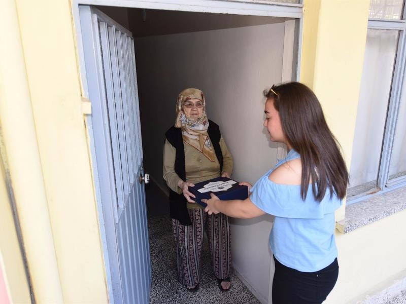 Karesi'nden kapıya iftar servisi