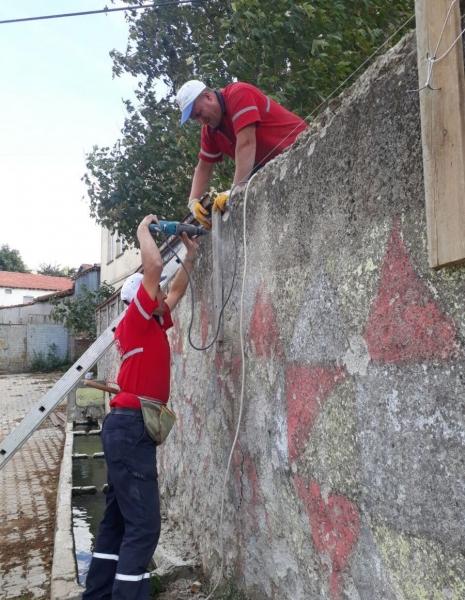 Karesi'nin acil müdahale ekipleri iş başında