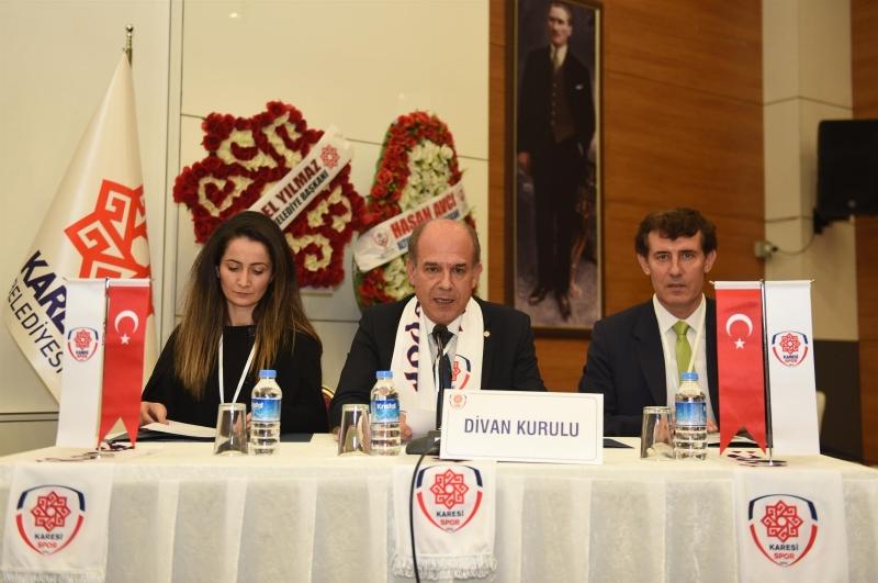 Karesispor'da 30 bin kişilik dev aile büyüyor