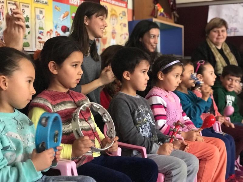 Bilimde Kadın ve Kız Çocukları Günü Karesi'de kutlandı