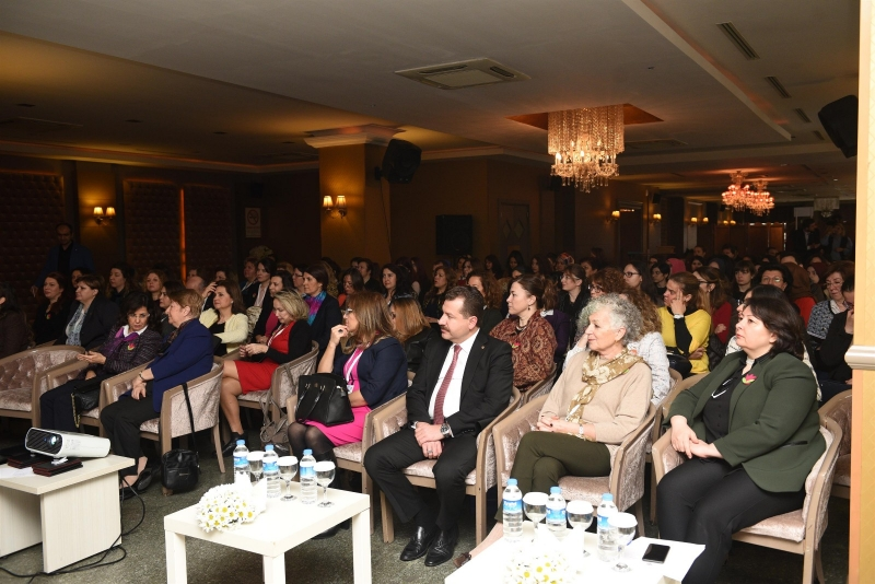 Yüksek Öğretimin Kadın Liderleri Karesi'de