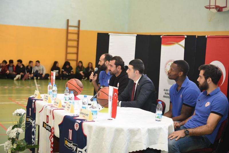 Basketbol ateşi Karesispor ile yayılıyor