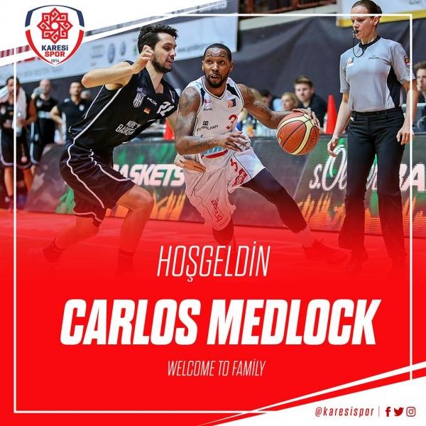 Karesispor İlk Yabancı Transferini Yaptı: Carlos Medlock