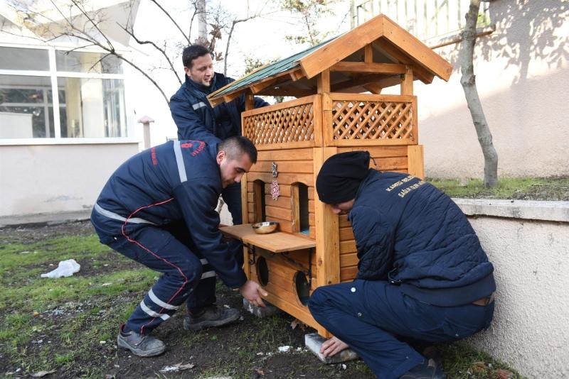 Hayvansever belediye Karesi