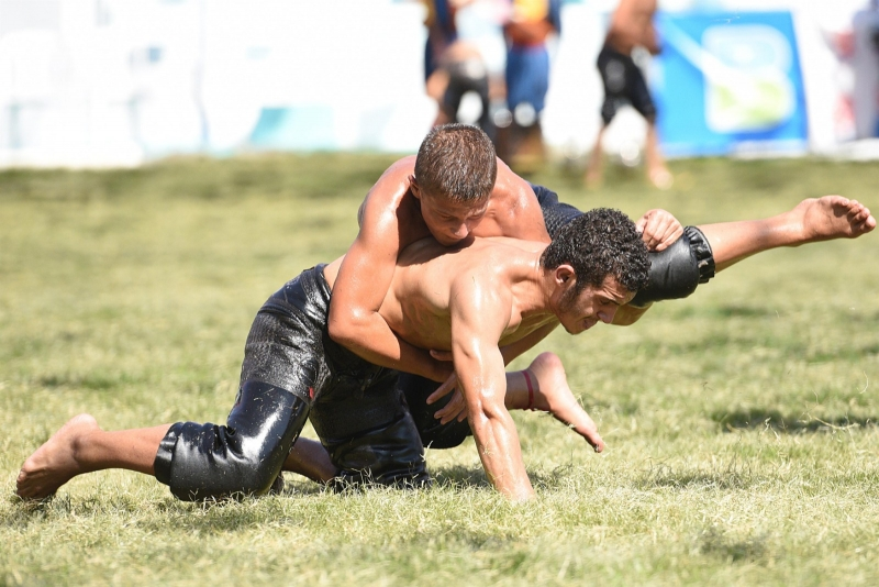 Kurtdereli Güreşleri Fotoğraf Galerisi