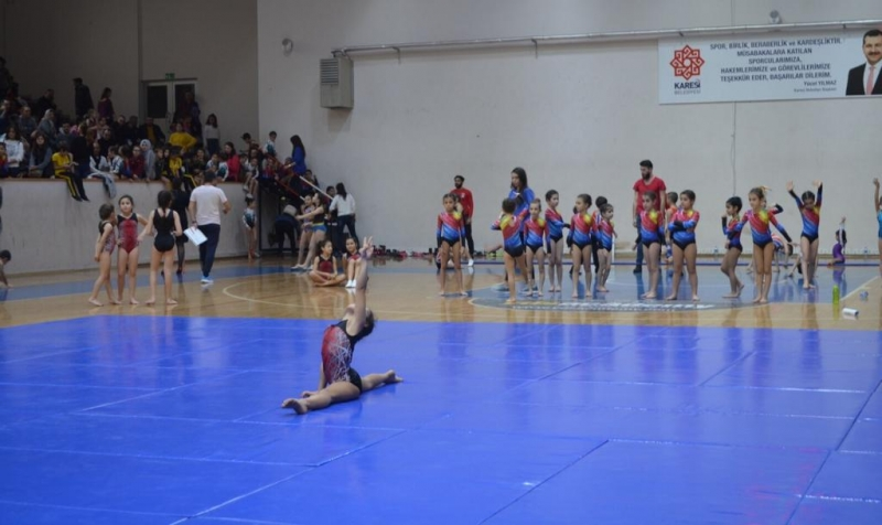 Okullar tatile çocuklar spora