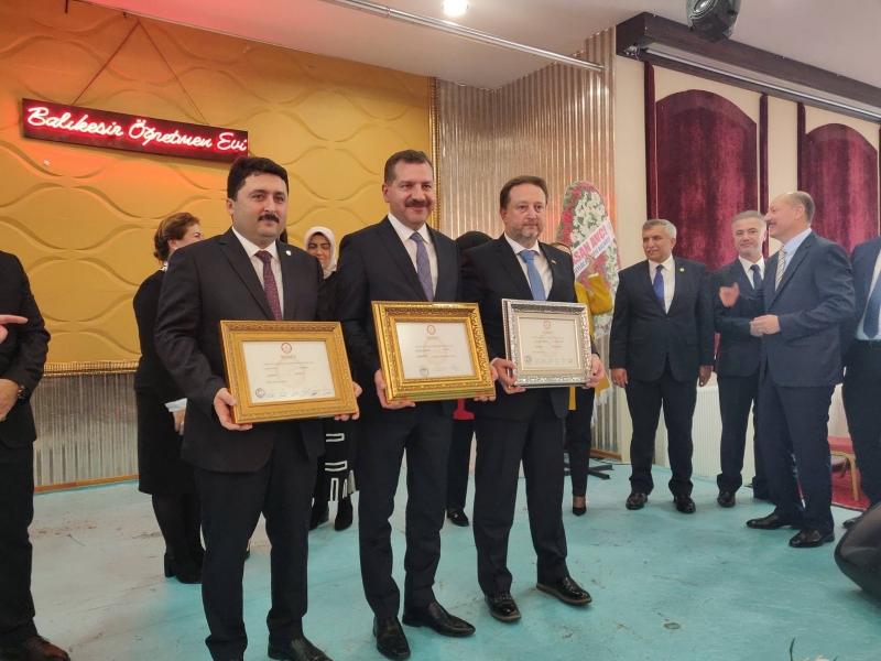 Başkan Dinçer Orkan'ın Fotoğrafları