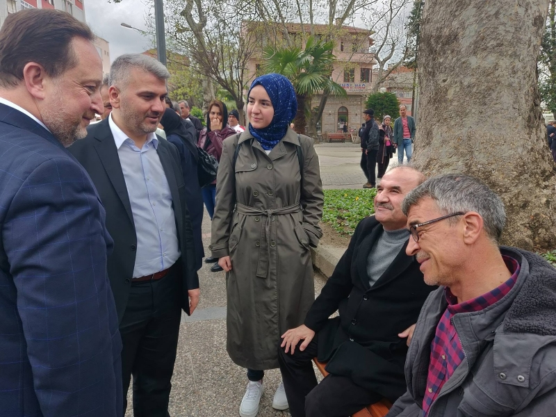 Başkan Dinçer Orkan'ın Fotoğrafları 09042019