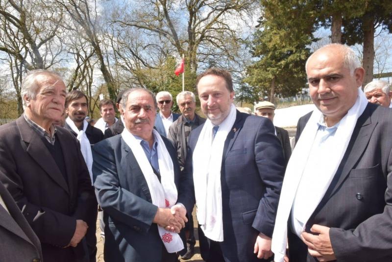 Başkan Dinçer Orkan'ın Fotoğrafları 11042019