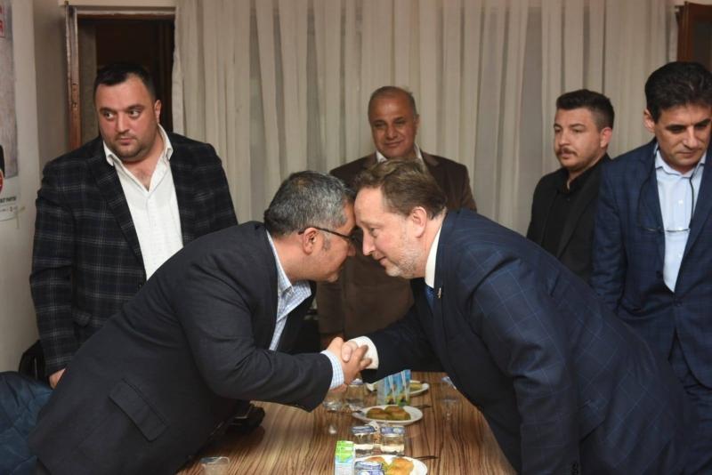 Başkan Dinçer Orkan'ın Fotoğrafları 12042019