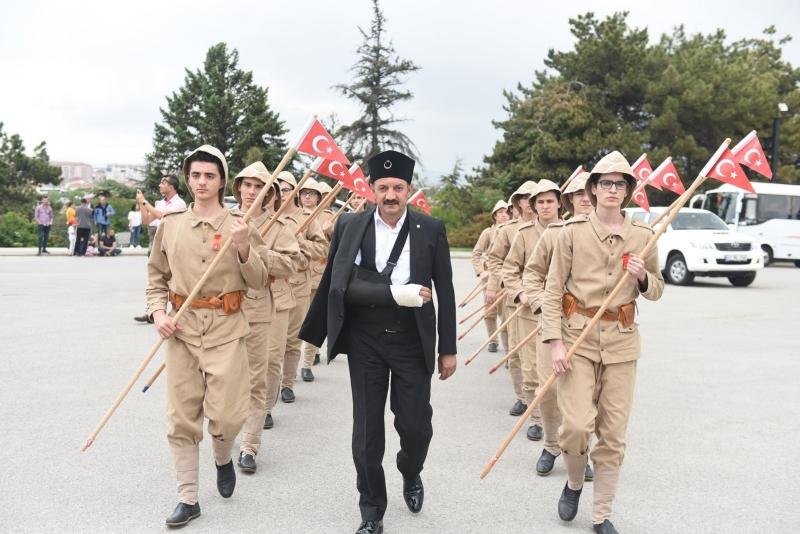 Kuva-yi Milliye Ateşi Ankara'ya Taşındı
