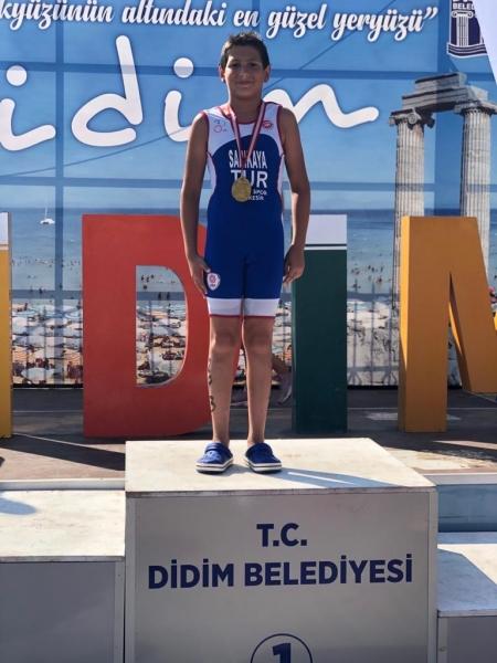 Türkiye Şampiyonları Karesi Belediye Spor'dan