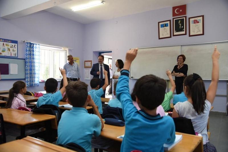 Başkan Orkan, Turplu ve Bakacak'ta