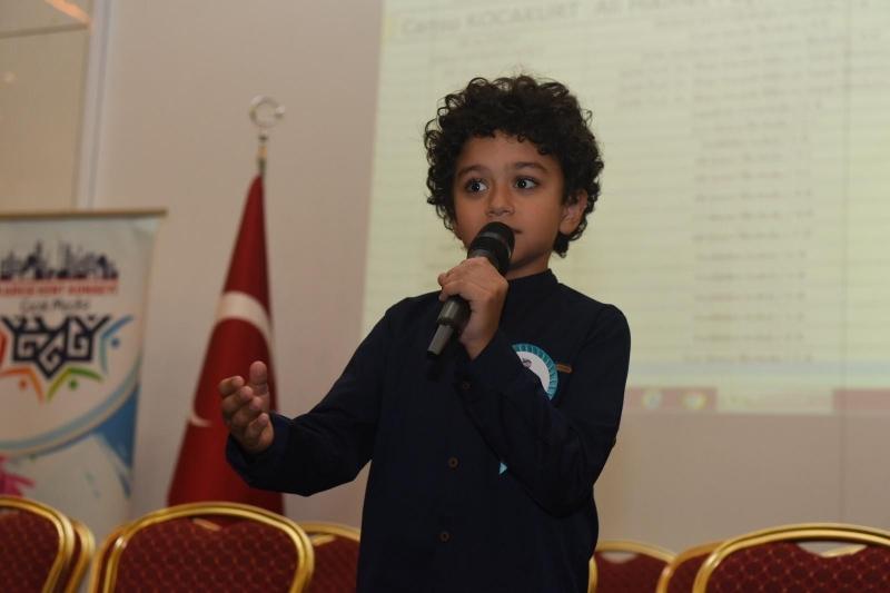 Karesi Kent Konseyi Çocuk Meclisi'nde yeni dönem
