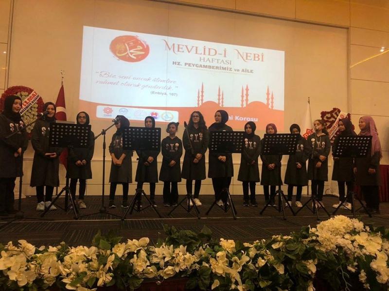Karesi'de Mevlid-i Nebi programı