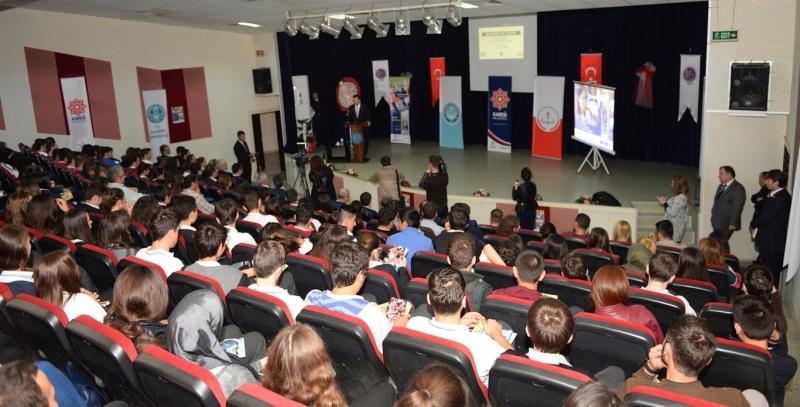 Türkiye'ye örnek proje 'Matematik Cepte'