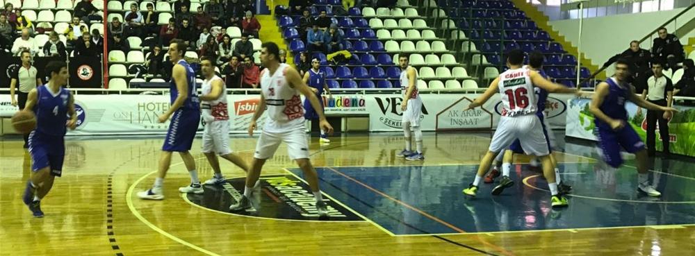 Karesi Basketbol, Tenis Eskrim Dağcılık kulübünü 66 - 62 mağlup etti.