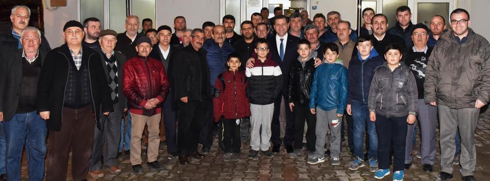 """Yücel Yılmaz;""""Evet ile Türkiye'nin gücüne güç katacaksınız"""""""
