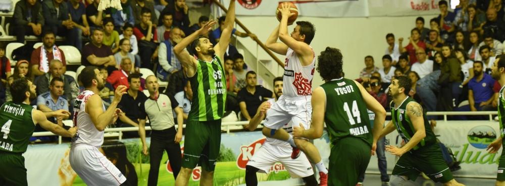Karesi'de umutlar Antalya maçına kaldı