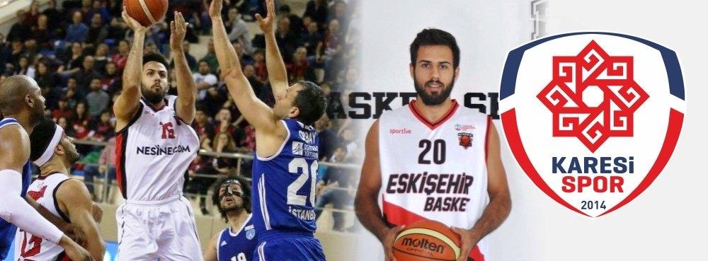Karesispor'un ikinci transferi Kerem Gülmez