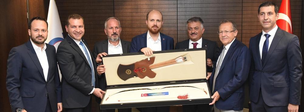 """Erdoğan: """"Yücel Yılmaz işi bitirmiş"""""""
