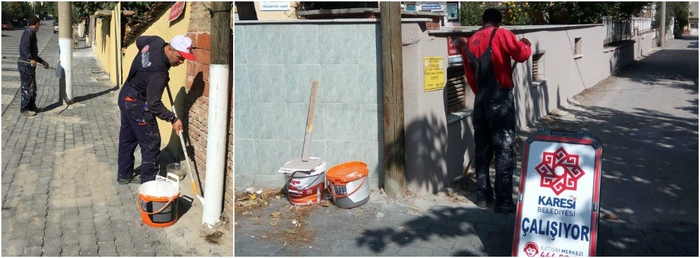 Şehit Mustafa Dinçer Caddesi'ne son dokunuşlar