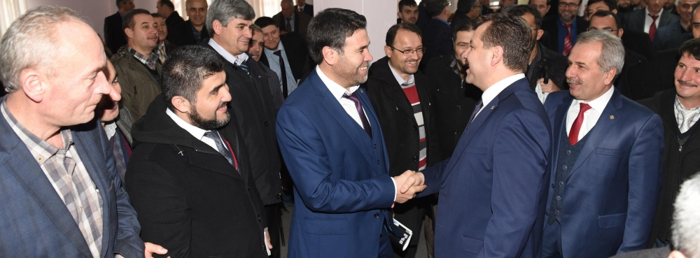 Başkan Yılmaz, din görevlileri ile buluştu