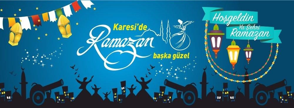 Karesi'de Ramazan Başka Güzel