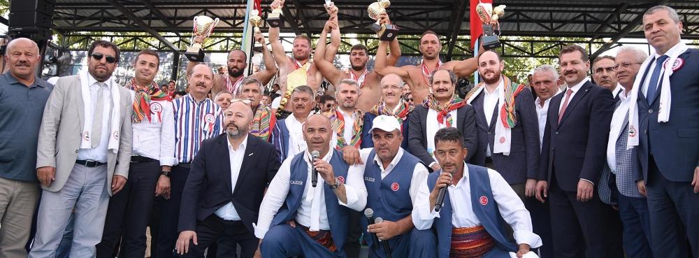 İsmail Balaban şampiyon