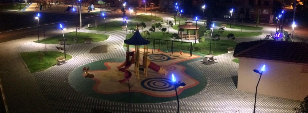 4.5 yılda 94 yeni park