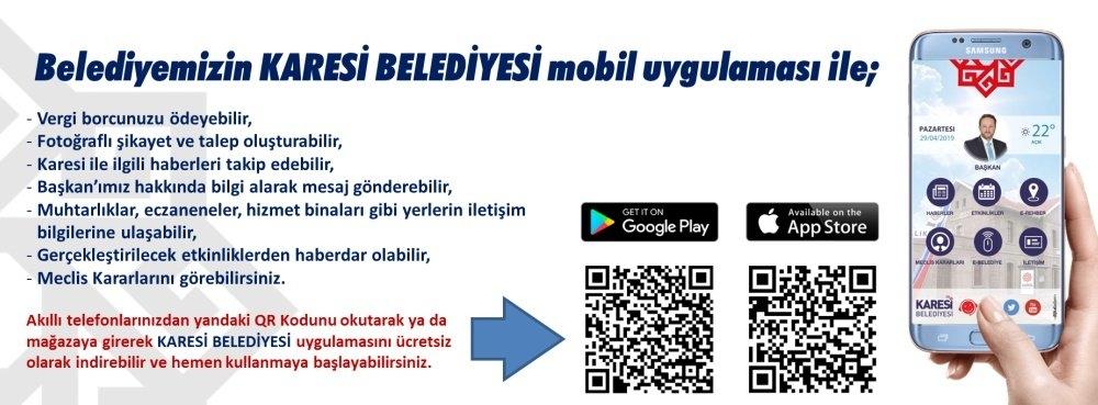 Karesi Belediyesi Mobil Uygulama