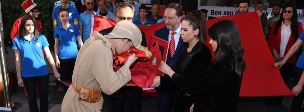 Keşşaflar Ankara'ya Uğurlandı