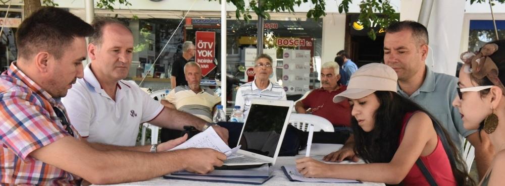 LGS tercihleri Karesi Belediyesi'nde devam ediyor