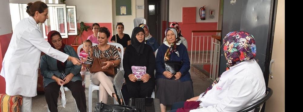 Karesi'de Halk Sağlığı Günleri