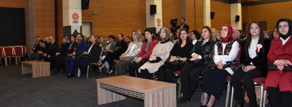 Balıkesir Kadın Kooperatiflerini Teşvik ve Güçlendirme Eğitimi yapıldı